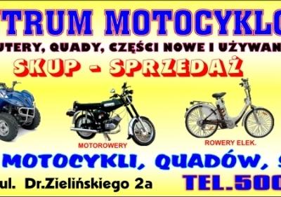 CENTRUM MOTOCYKL