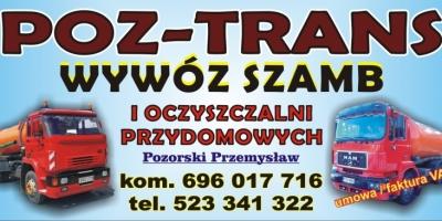 Pozo- trans - baner